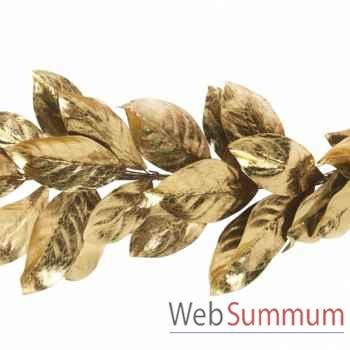 Guirlande de noël métalique 152cm -AL 22637