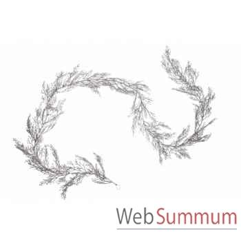 Guirlande de noël 180cm -A 60144