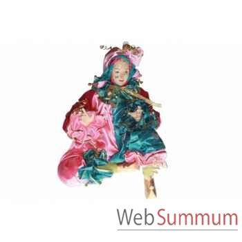 Jester statuette 63,5cm -Z 21407