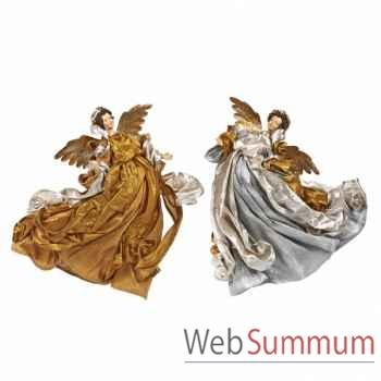 Statue ange lot de 2 30,5cm -Z 14011