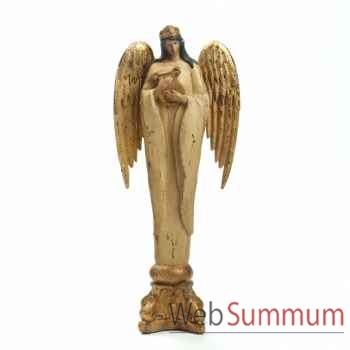 Statue ange 76cm -A 59871