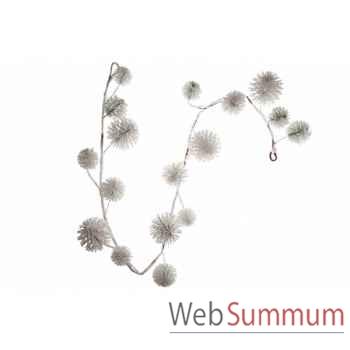 Guirlande de noël 168cm -A 60367