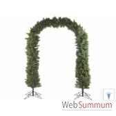 arche decorative en pin 240cm a27401