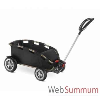 Porteur chariot bronze-noir h25 ceety Puky -6700