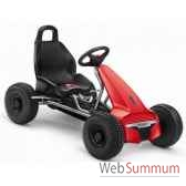 kart a pedales rouge f550puky 3630