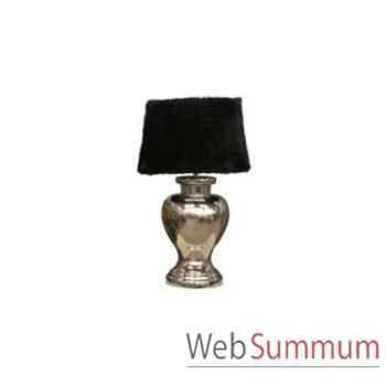 Lampe de table delano + shade round Ø56xh.95cm Kingsbridge -LG2004-78-80