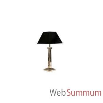 Lampe carré Ø30xh.63cm Kingsbridge -LG2002-92-55