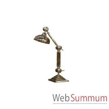 Lampe de table study Ø25xh.110cm Kingsbridge -LG2004-73-24