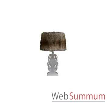 Lampe de table giorgio Ø40xh.70cm Kingsbridge -LG2003-81-91