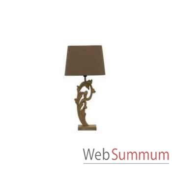 Lampe de table casati 36x22xh.55cm Kingsbridge -LG2005-46-91