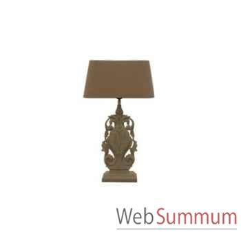 Lampe de table giorgio 36x22xh.62cm Kingsbridge -LG2005-47-91