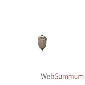Lanterne mumtaz large Ø45xh.75cm Kingsbridge -LG2001-53-51