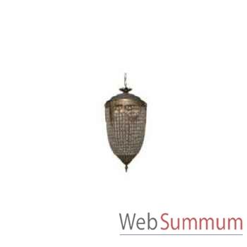 Lanterne mumtaz smaØ37xh.57cm Kingsbridge -LG2001-52-51