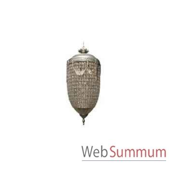 Lanterne mumtaz smaØ37xh.57cm Kingsbridge -LG2001-54-51