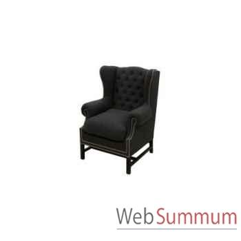 Chaise mirage 90x90xh.110cm Kingsbridge -SC2000-62-12