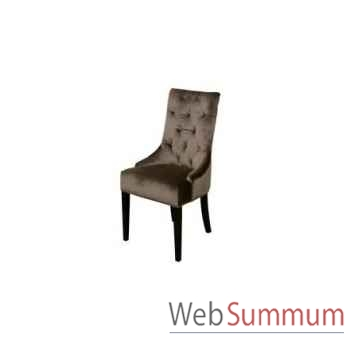 Chaise veronique gold 60x65xh.95cm Kingsbridge -SC2000-74-13