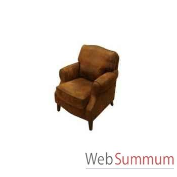 Fauteuil seattle 90x90xh.80cm Kingsbridge -SC2000-75-13