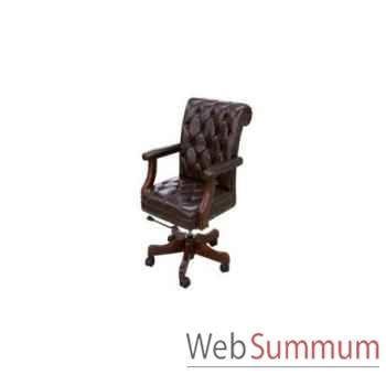Chaise de bureau general 68x50xh.107cm Kingsbridge -SC2000-80-15