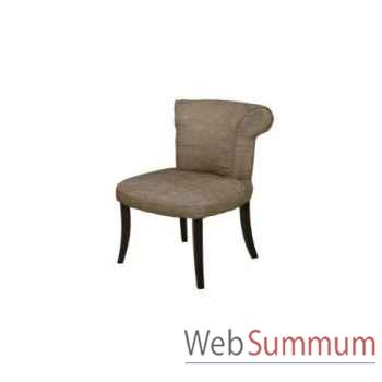 Chaise soho copper 60x55xh.90cm Kingsbridge -SC2004-03-65