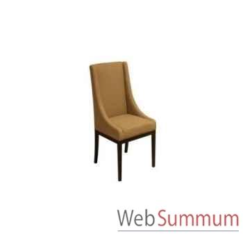 Chaise grace ecru 57x58xh.102cm Kingsbridge -SC2003-61-13