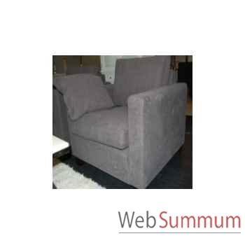 Chaise barbados 90x93xh.98cm Kingsbridge -SC2005-52-77