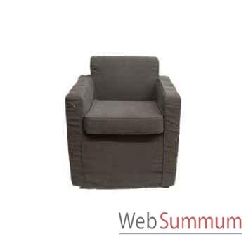 Chaise coco 73x69xh.83cm Kingsbridge -SC2005-57-77