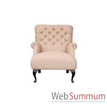 Chaise lancaster 85x85xh.85cm Kingsbridge -SC2005-66-77