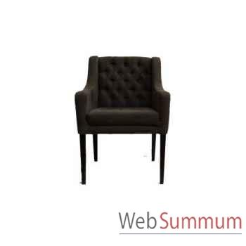 Chaise manhattan 62x64xh.90cm Kingsbridge -SC2006-42-77