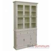 cabinet brooklyn 3 drs 170x47xh220 cm kingsbridge ca2004 37 63