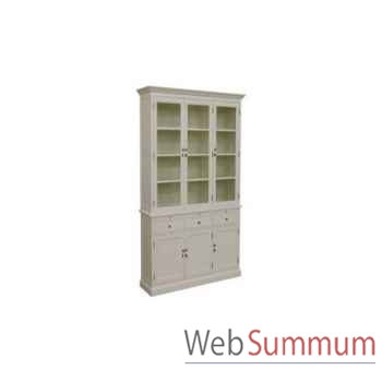 Cabinet brooklyn 3 drs 170x47xh.220 cm Kingsbridge -CA2004-37-63