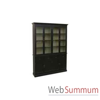 Cabinet brooklyn 4drs 220x47xh.220 cm Kingsbridge -CA2004-44-63