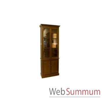 Cabinet frits 110x45xh.220cm Kingsbridge -CA2000-21-11