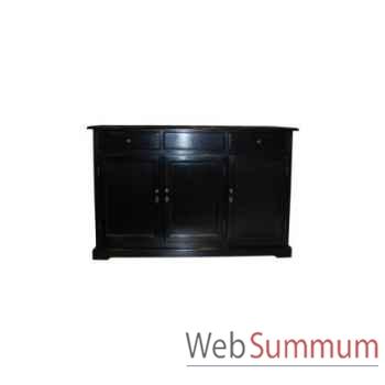 Dress cabinet lorenzo 3 doors 150x50xh.90cm Kingsbridge -CA2000-10-11