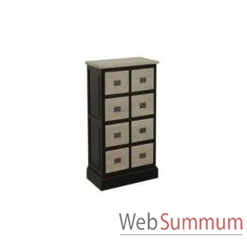 Cabinet george 74x41xh.100cm Kingsbridge -CA2003-34-12