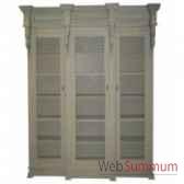 cabinet torino 225x50xh230cm kingsbridge ca2003 99 75