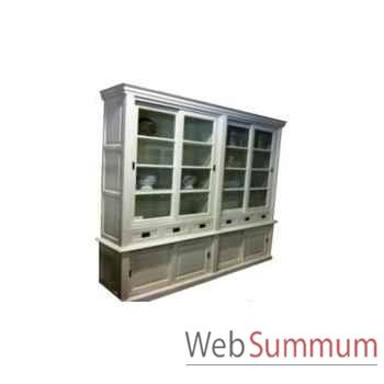 Cabinet big sliding 250x50xh.240cm Kingsbridge -CA2006-33-20