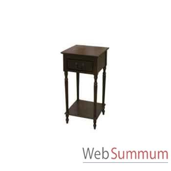 Table d'appoint le havre 65x45xh.76cm Kingsbridge -SM2000-90-55