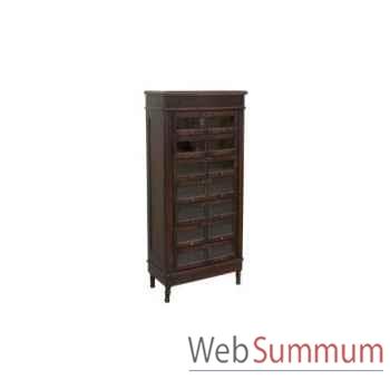 Cabinet nice 7 drawers 88x44xh.145cm Kingsbridge -SM2000-91-55