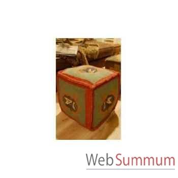 Cube 3 killim 40x40cm Kingsbridge -SM2001-08-54
