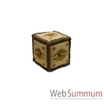 Cube 6 killim 40x40cm Kingsbridge -SM2001-11-54