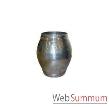 Vase tabouret terrazzo Ø30xh.48cm Kingsbridge -SM2001-32-52