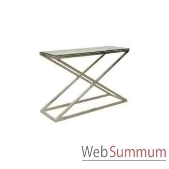 Table à café crosswise 140x80xh.51 cm Kingsbridge -TA2000-32-51