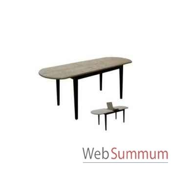 Table à dinner weymouth 280x100xh.77 cm Kingsbridge -TA2003-39-12
