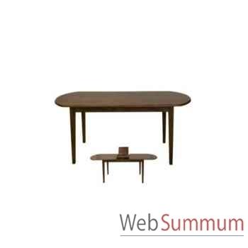 Table à dinner rochelleoak 275x105xh.79cm Kingsbridge -TA2003-40-12
