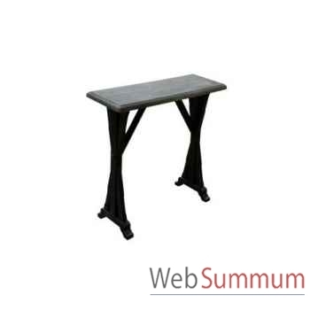 Table à dinner chicago 200x100xh.78cm Kingsbridge -TA2003-43-12