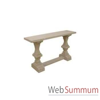 Console table da vinci 160x40xh.70cm Kingsbridge -TA2004-17-75