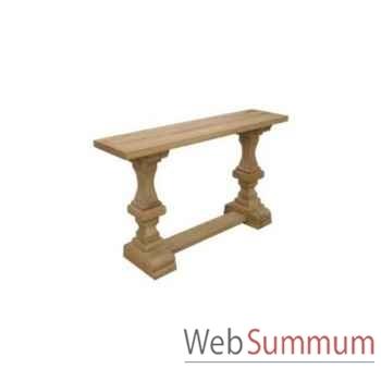 Console table rome 160x40xh.70cm Kingsbridge -TA2004-16-75