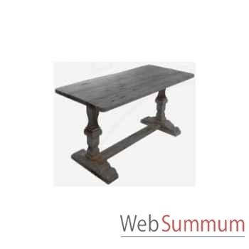 Table à dinner rome 240x100xh.78 cm Kingsbridge -TA2003-72-75