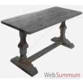 table a dinner rome 200x100xh78 cm kingsbridge ta2003 73 75