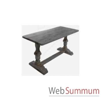 Table à dinner rome 200x100xh.78 cm Kingsbridge -TA2003-73-75